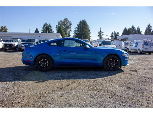 2019 Ford Mustang EcoBoost (Stk: 9MU3901) in Surrey - Image 8 of 23