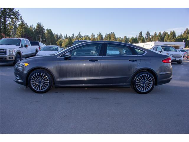2017 Ford Fusion SE (Stk: P9191) in Surrey - Image 4 of 27