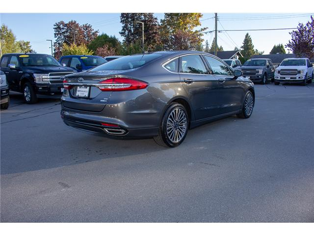 2017 Ford Fusion SE (Stk: P9191) in Surrey - Image 7 of 27