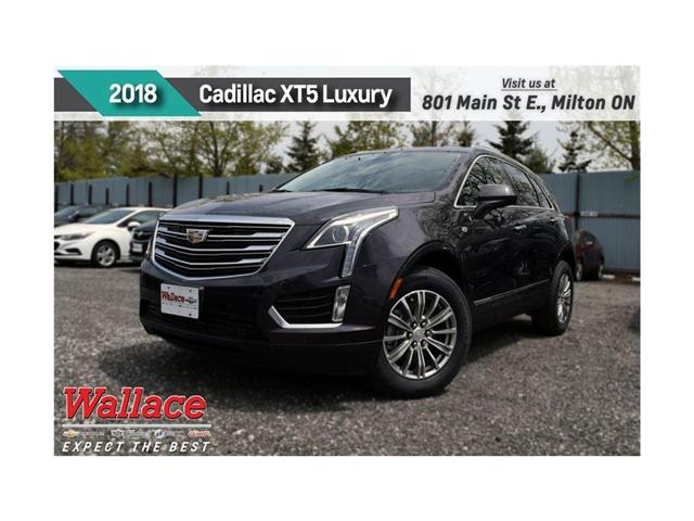 2018 Cadillac XT5 Luxury (Stk: 166878) in Milton - Image 1 of 11