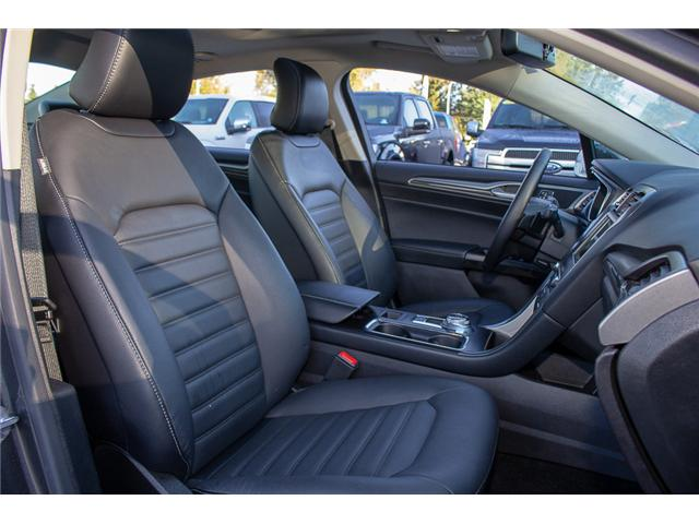 2017 Ford Fusion SE (Stk: P9191) in Surrey - Image 19 of 27
