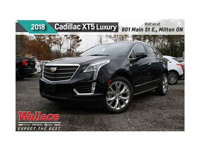 2018 Cadillac XT5 Luxury (Stk: 145946) in Milton - Image 1 of 12
