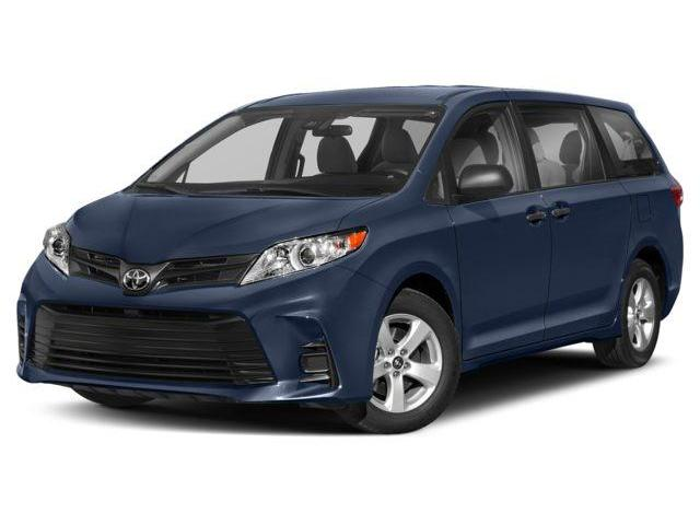 2019 Toyota Sienna LE 8-Passenger (Stk: N30918) in Goderich - Image 1 of 9