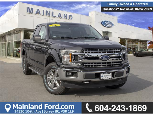 2018 Ford F-150 XLT (Stk: 8F18109) in Surrey - Image 1 of 30