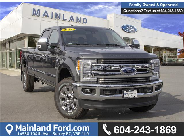 2018 Ford F-350 Lariat (Stk: 8F32539) in Surrey - Image 1 of 30