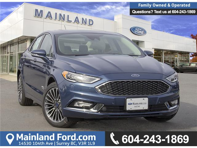 2018 Ford Fusion Energi Platinum (Stk: 8FU2670) in Surrey - Image 1 of 27