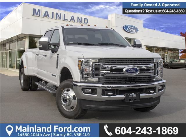 2019 Ford F-350 XLT (Stk: 9F38077) in Surrey - Image 1 of 30