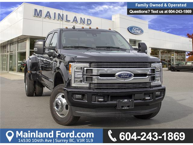 2019 Ford F-350 Limited (Stk: 9F38785) in Surrey - Image 1 of 30