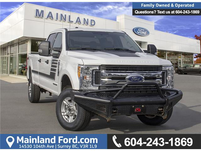 2017 Ford F-350 XLT (Stk: P0312) in Surrey - Image 1 of 30