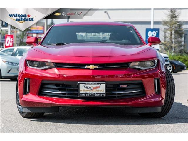 2018 Chevrolet Camaro 1LT (Stk: 158291) in Richmond Hill - Image 2 of 21