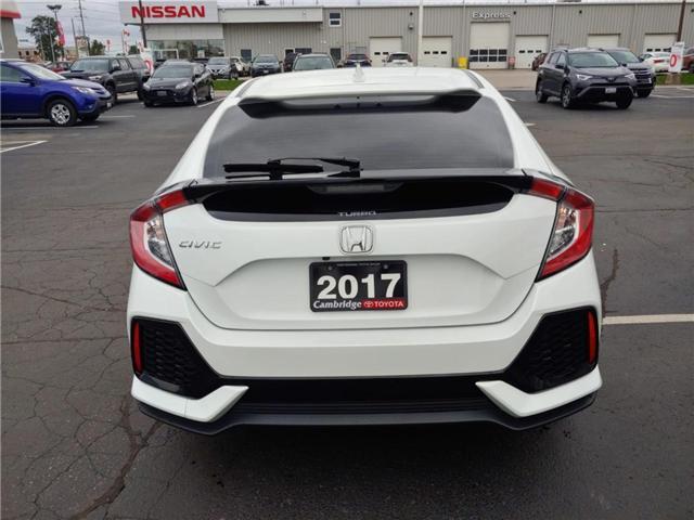 2017 Honda Civic LX (Stk: 1811361) in Cambridge - Image 5 of 13