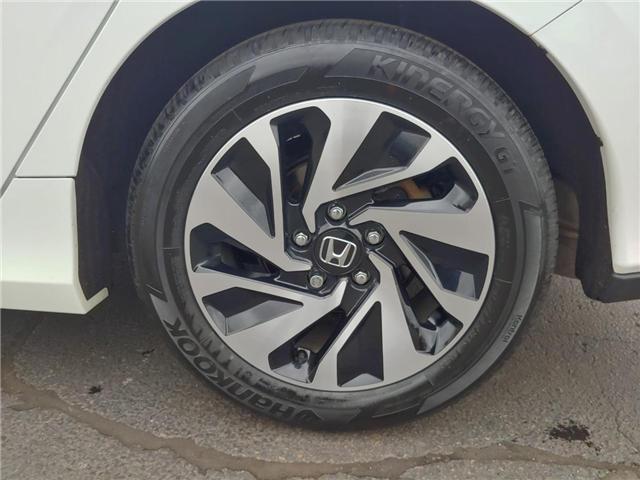 2017 Honda Civic LX (Stk: 1811361) in Cambridge - Image 8 of 13