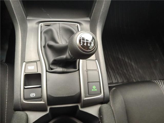2017 Honda Civic LX (Stk: 1811361) in Cambridge - Image 13 of 13
