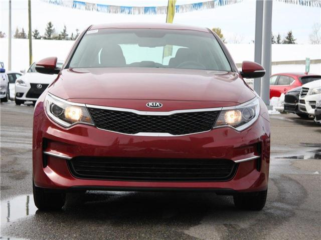 2018 Kia Optima LX+ (Stk: K7681) in Calgary - Image 2 of 22