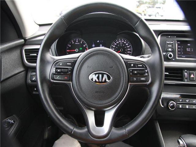 2018 Kia Optima LX+ (Stk: K7681) in Calgary - Image 15 of 22