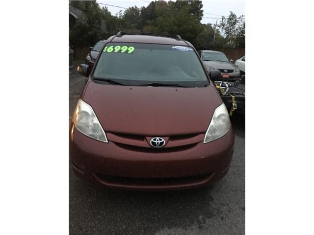 2008 Toyota Sienna CE 7 Passenger (Stk: -) in Cobourg - Image 1 of 1