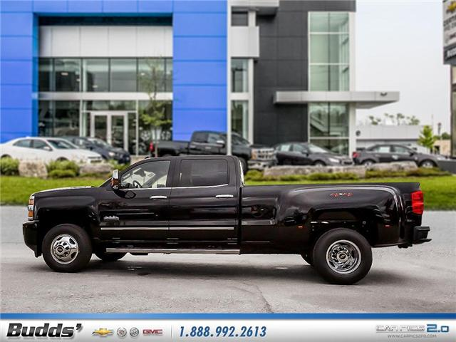 2019 Chevrolet Silverado 3500HD High Country (Stk: SV9006) in Oakville - Image 2 of 25