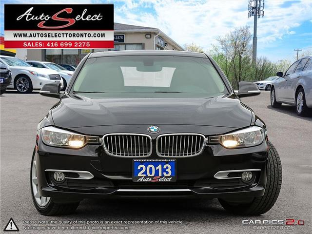 2013 BMW 320i xDrive (Stk: 13MABZQ) in Scarborough - Image 2 of 28