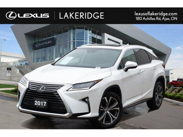 2017 Lexus RX 350 Base (Stk: L19041A) in Toronto - Image 1 of 26