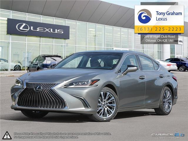 2019 Lexus ES 350 Premium (Stk: P8200) in Ottawa - Image 1 of 27
