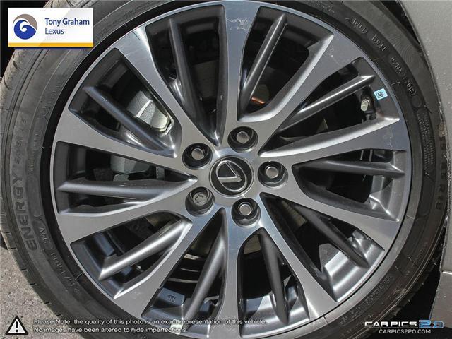 2019 Lexus ES 350 Premium (Stk: P8200) in Ottawa - Image 6 of 27