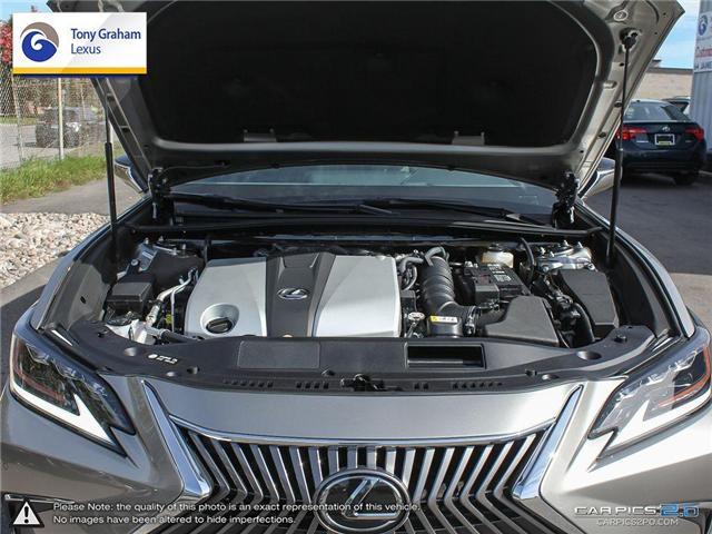 2019 Lexus ES 350 Premium (Stk: P8200) in Ottawa - Image 8 of 27