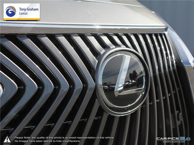 2019 Lexus ES 350 Premium (Stk: P8200) in Ottawa - Image 9 of 27