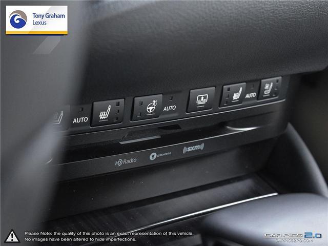 2019 Lexus ES 350 Premium (Stk: P8200) in Ottawa - Image 20 of 27