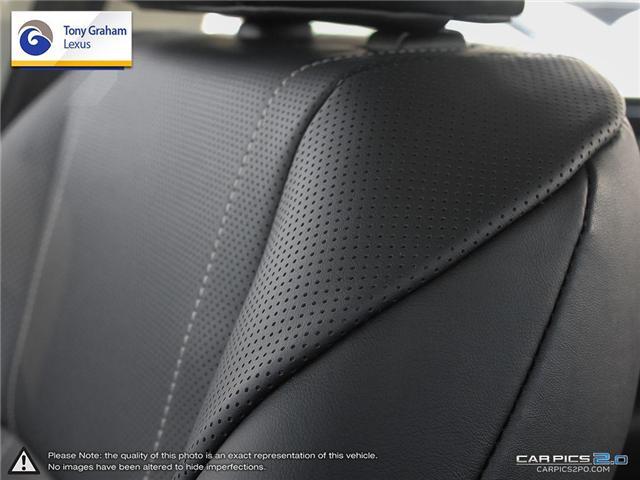 2019 Lexus ES 350 Premium (Stk: P8200) in Ottawa - Image 23 of 27