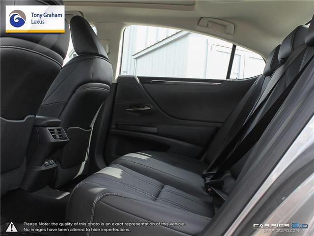 2019 Lexus ES 350 Premium (Stk: P8200) in Ottawa - Image 24 of 27