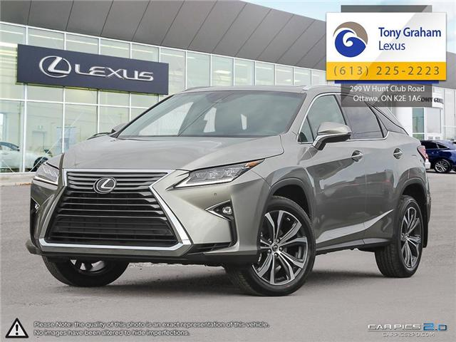 2019 Lexus RX 350 Base (Stk: P8187) in Ottawa - Image 1 of 27