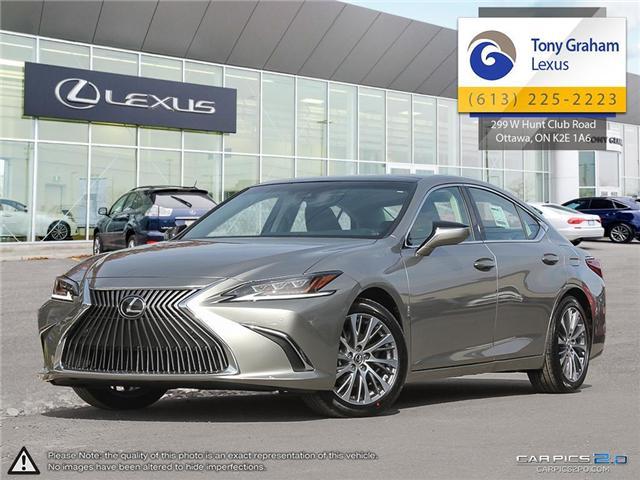2019 Lexus ES 350 Premium (Stk: P8207) in Ottawa - Image 1 of 27