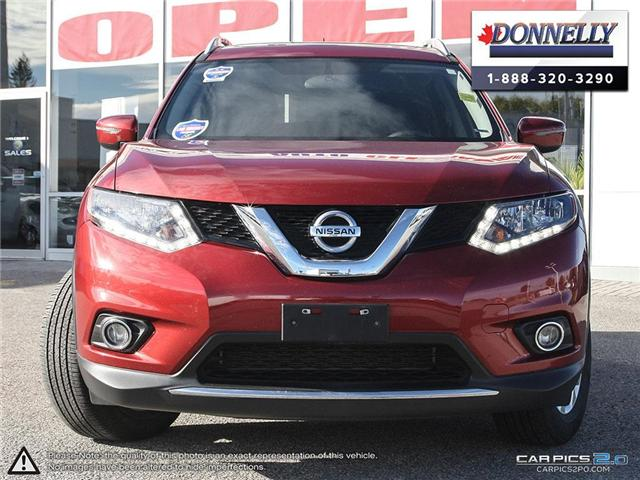 2016 Nissan Rogue  (Stk: PLDR1794A) in Ottawa - Image 2 of 28