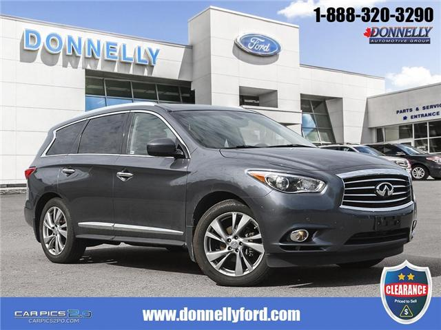 2013 Infiniti JX35 Base (Stk: CLDR2068A) in Ottawa - Image 1 of 28