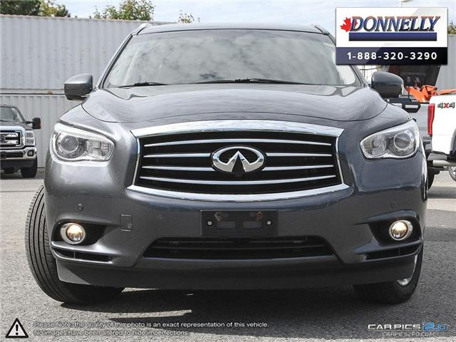 2013 Infiniti JX35 Base (Stk: CLDR2068A) in Ottawa - Image 2 of 28