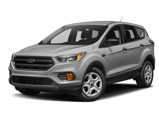 2018 Ford Escape SE (Stk: J-1314) in Okotoks - Image 1 of 9