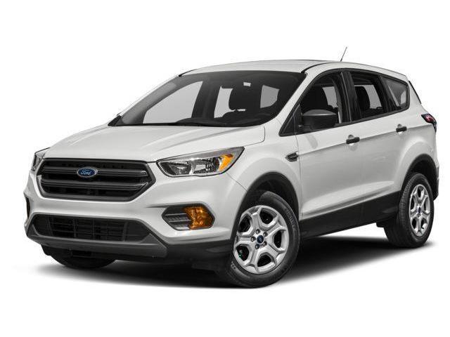 2018 Ford Escape SE (Stk: J-1886) in Okotoks - Image 1 of 9