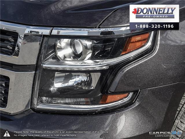 2018 Chevrolet Suburban LS (Stk: CLMUR917) in Kanata - Image 10 of 28