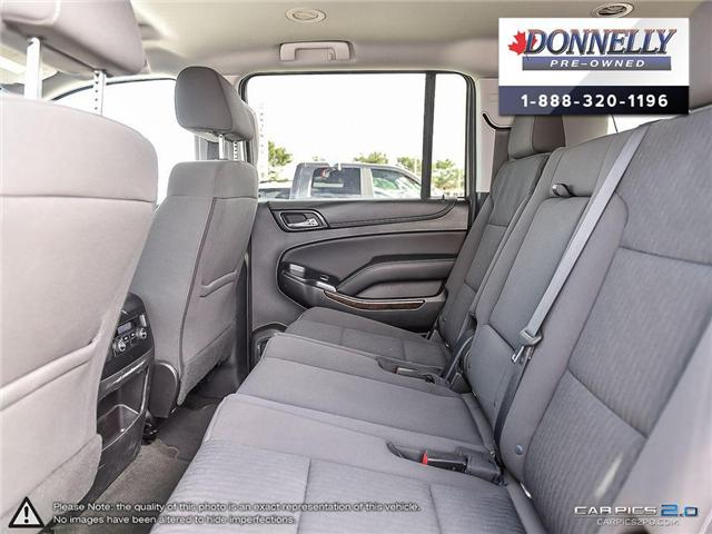 2018 Chevrolet Suburban LS (Stk: CLMUR917) in Kanata - Image 24 of 28