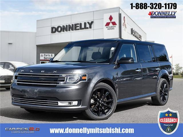 2018 Ford Flex Limited (Stk: CLMUR918) in Kanata - Image 1 of 28
