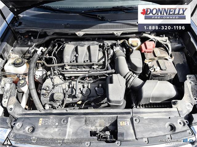 2018 Ford Flex Limited (Stk: CLMUR918) in Kanata - Image 8 of 28