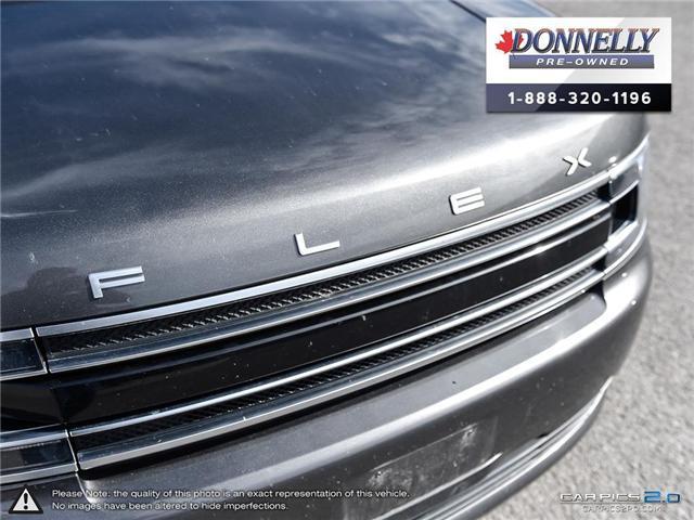 2018 Ford Flex Limited (Stk: CLMUR918) in Kanata - Image 9 of 28