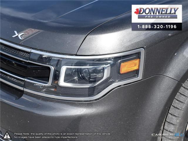 2018 Ford Flex Limited (Stk: CLMUR918) in Kanata - Image 10 of 28