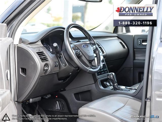 2018 Ford Flex Limited (Stk: CLMUR918) in Kanata - Image 13 of 28
