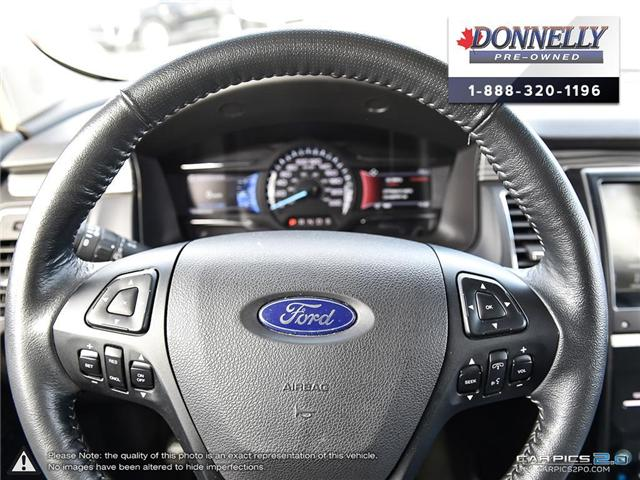 2018 Ford Flex Limited (Stk: CLMUR918) in Kanata - Image 14 of 28
