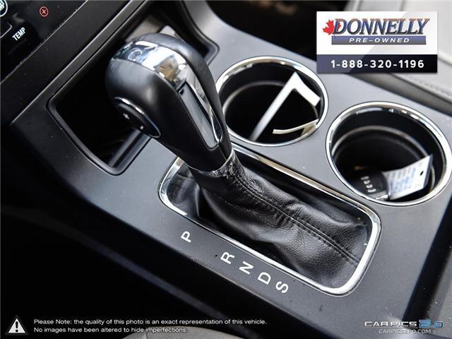 2018 Ford Flex Limited (Stk: CLMUR918) in Kanata - Image 19 of 28