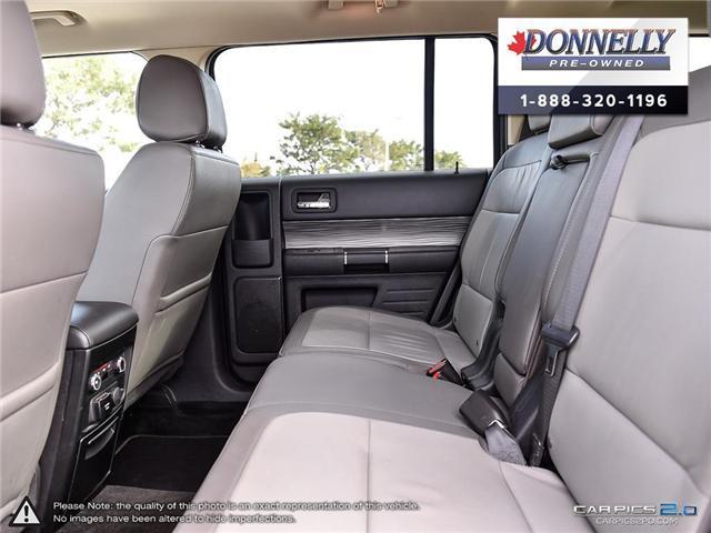 2018 Ford Flex Limited (Stk: CLMUR918) in Kanata - Image 24 of 28