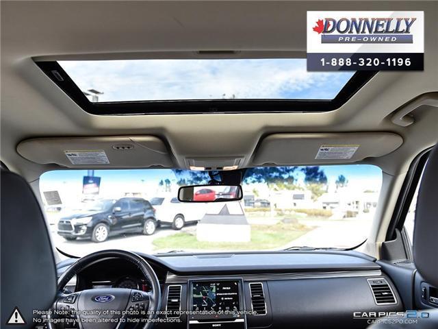 2018 Ford Flex Limited (Stk: CLMUR918) in Kanata - Image 26 of 28