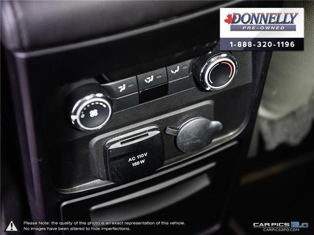 2018 Ford Flex Limited (Stk: CLMUR918) in Kanata - Image 27 of 28