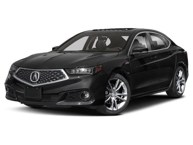 2019 Acura TLX Tech A-Spec (Stk: K801307) in Brampton - Image 1 of 9